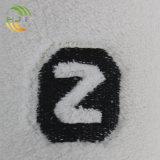 Cerrado Toe clásico tejido Coral Hotel zapatilla con logotipo bordado