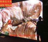Affichage du panneau de l'écran LED P3.91 mur vidéo intérieure affichage LED