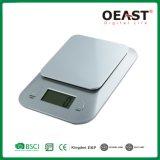 Aluminio Venta caliente Báscula de cocina práctica Logotipo personalizado Ot6603A