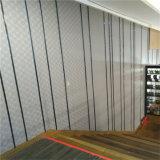 Testo fisso d'angolo interno delle mattonelle dell'acciaio inossidabile del metallo, testo fisso della parete, protezione d'angolo