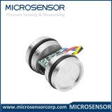 Oil-Filled em aço inoxidável de Ar do Tanque de água de tamanho compacto do sensor de pressão diferencial do sensor piezo-resistivo