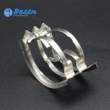 Het Roestvrij staal van uitstekende kwaliteit 304 316L Zadels van Intalox van het Metaal voor het Rectificeren van Kolom