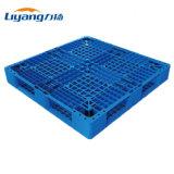 Capacidade de serviço pesado preço barato nova palete de plástico