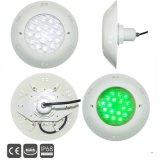 IP68 12 volt del LED di indicatore luminoso subacqueo del raggruppamento montato superficie