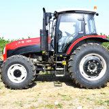 140HP中国のBig Farm Tractor Td1404
