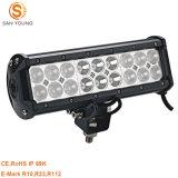 5 Polegada 36W Barra de luz LED para condução fora de estrada caminhões Veículos 4X4