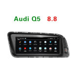 "8.8 "" Carplay per l'automobile Android GPS Navigatior di Audi Q5 anabbagliante"