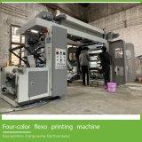 Stampatrice di Flexo di quattro colori/macchina da stampa flessografica