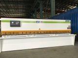 macchina di taglio idraulica di CNC del piatto d'acciaio di 8*4000mm con il sistema di E21s