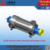 Usura di serie di Df (s) & pompa a più stadi centrifuga resistente alla corrosione