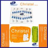 Parentesi di ceramica dello zaffiro ortodontico dentale del prodotto con la FDA del Ce