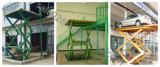 Scissor ascenseurs hydrauliques/plate-forme de travail pour les personnes handicapées