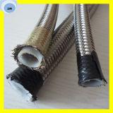 Tubo de acero de alambre trenzado de PTFE