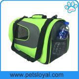 2개 크기 옥스포드 애완 동물 고양이 여행 운반대 핸드백 개