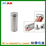 Tone de prata Stainless Steel 19 x 25mm Advertizing Nail