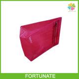 透過PVC旅行構成の装飾的な洗面用品のジッパー袋