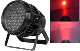 Lautes Summen im Freien LED NENNWERT Licht DES NENNWERT-54X3w RGBW 4in1