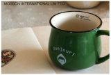 Tazza di caffè di ceramica della retro annata