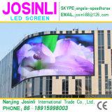 Im Freien große Bildschirmanzeige-Panels LED-P10