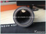 4sh Vierdraht-/Stahlhydraulischer Hochdruckschlauch