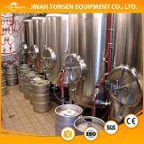 Het Bier van uitstekende kwaliteit brouwt Gebruikte Apparatuur van het Bierbrouwen van de Tank de Commerciële