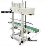 Frm-1120ld Roda de tinta contínuo de impressão da máquina de vedação, aplique vedante plástico Vertical