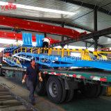 Ladung, die Rampen-Stahlauto-Rampe aus dem Programm nimmt