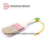 Escova de pintura de madeira do punho (HYW024)