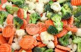 Замороженные овощи с IQF смеси