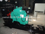 Generator des Cummins Wechselstrom-DreiphasenDieselmotor-100kw mit geöffnetem Rahmen