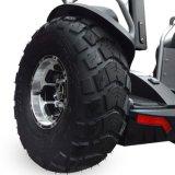 """4000 W 72Vの21 """"車輪E8のブラシレス2つの車輪の電気スクーター"""