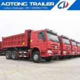 2017 Sinotruk HOWO Benne basculante 6X4 Tracteur à benne basculante à vendre