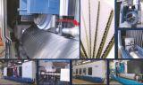 Rolo corrugado elevada precisão usado para a máquina da corrugação