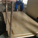 1220*2135*9mm de espesor de madera contrachapada de irradiar el contrachapado de madera de pino