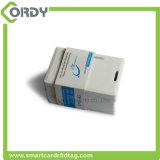 Scheda spessa della copertura superiore di riscrittura di prossimità in bianco 13.56MHz F08 di RFID