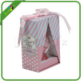 Perfume de papel Packaging Box para Display