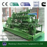 Norme appliquée de la CE d'usine de biogaz avec le générateur 500kw de biogaz de cogénération de système de PCCE