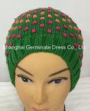 Шлем нервюры шлема Beanie зимы способа (Hjb051)