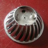 Pantalla de alta presión de fundición de aluminio con ADC12 De cromado