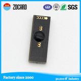 Escritura de la etiqueta elegante larga del inventario RFID de la frecuencia ultraelevada del EPC Gen2 del rango