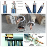 Solar Vacuum Tube with Heat Pipe 58*1800 Three Target Tube