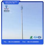 自己サポートのタイプの単一の管状のテレコミュニケーションタワー
