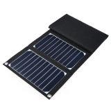 À prova de água 15W de energia solar Carregador Solar para banco de Potência