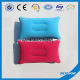 Travel gonfiabile Neck Pillow con Printing