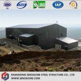 Ökonomischer hoher Anstieg-Stahlrahmen für Peb Werkstatt
