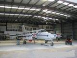 Hangar prefabricado de la estructura de acero (LTL-49)
