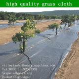 Stuoia agricola del Weed tessuta paesaggio del coperchio al suolo del tessuto del geotessuto per il giardino