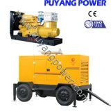 Le CE de puissance de Puyang a approuvé le générateur diesel silencieux (12kVA à 2000kVA)