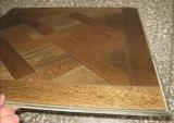 Tuile de parquet de Versaille de chêne/plancher en bois machiné