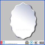 Argento/specchio di alluminio/decorativo/stanza da bagno/specchio di colore